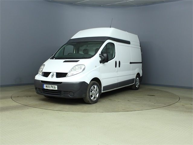 RENAULT TRAFIC LH29 DCI 115 LWB HIGH ROOF - 7439 - 5