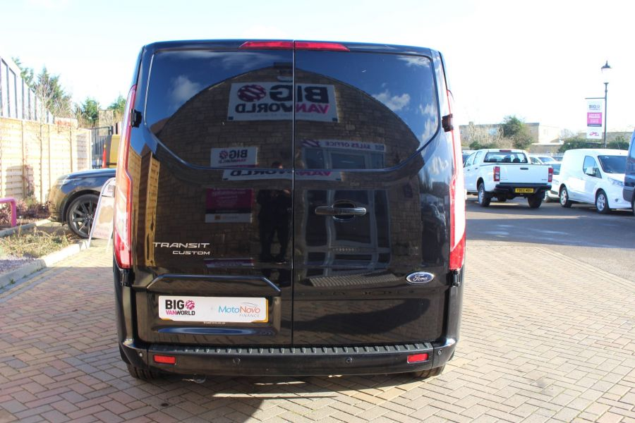 FORD TRANSIT CUSTOM 290 TDCI 155 L1 H1 LIMITED DOUBLE CAB 6 SEAT CREW VAN SWB LOW ROOF FWD - 7026 - 6