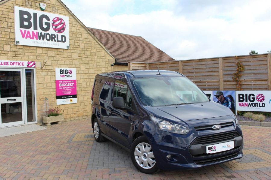 FORD TRANSIT CONNECT 220 TDCI 95 L1 H1 TREND SWB LOW ROOF - 9416 - 1