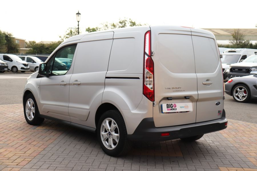 FORD TRANSIT CONNECT 200 TDCI 120 L1H1 LIMITED SWB LOW ROOF - 11222 - 8