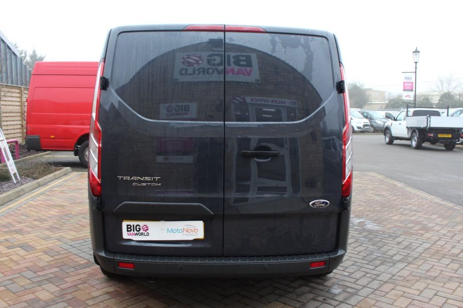 FORD TRANSIT CUSTOM 290 TDCI 125 L2 H1 TREND LWB LOW ROOF FWD - 7063 - 6