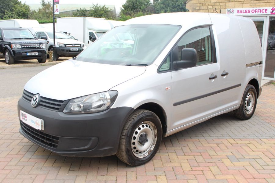 VOLKSWAGEN CADDY C20 TDI 75 - 6649 - 8