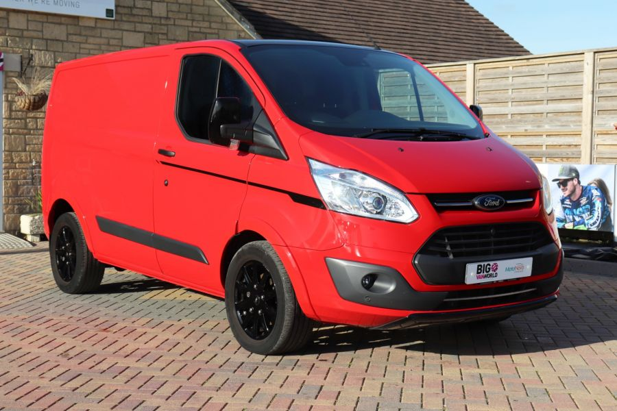FORD TRANSIT CUSTOM 290 TDCI 170 L1H1 TREND COLOUR EDITION SWB LOW ROOF - 11530 - 1
