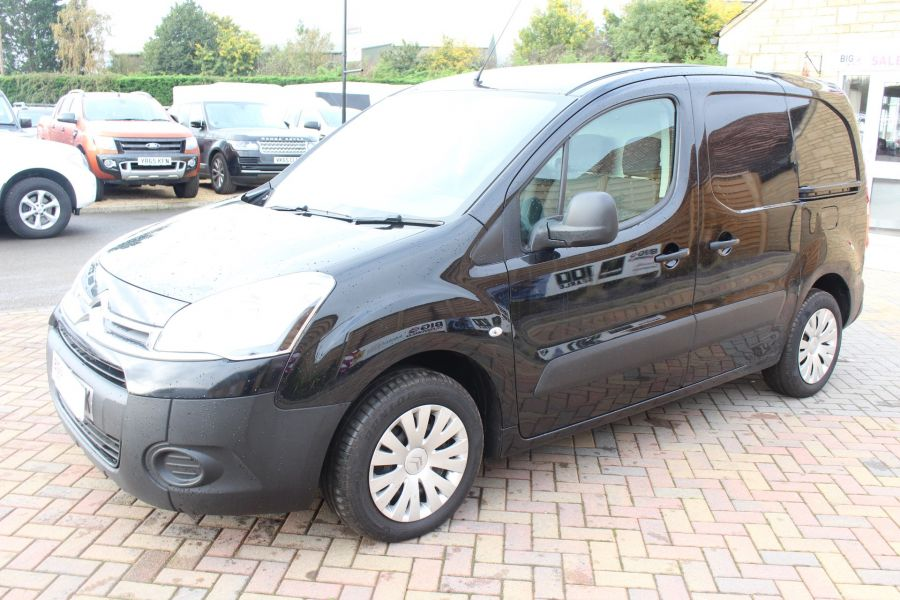 CITROEN BERLINGO 625 HDI 75 ENTERPRISE L1 H1 SWB LOW ROOF - 6794 - 8