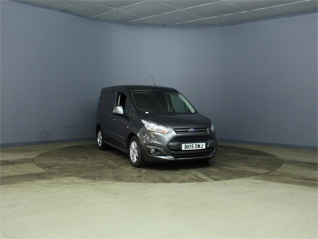 FORD TRANSIT CONNECT 200 TDCI 115 L1 H1 LIMITED SWB LOW ROOF - 7566 - 1