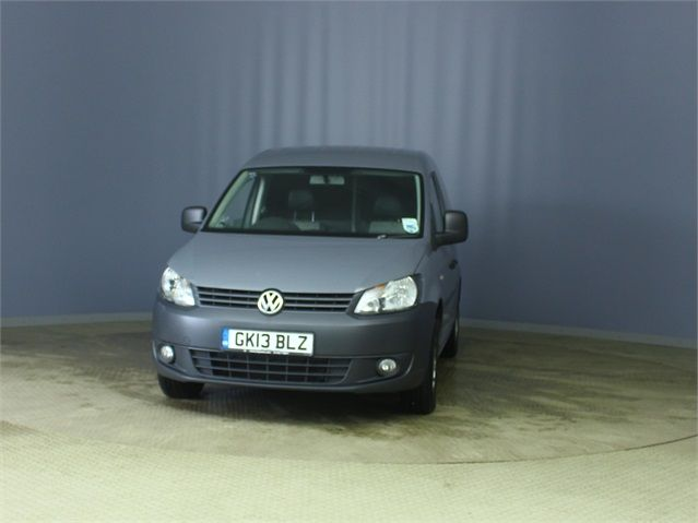VOLKSWAGEN CADDY C20 TDI 102 BLUEMOTION - 7099 - 6