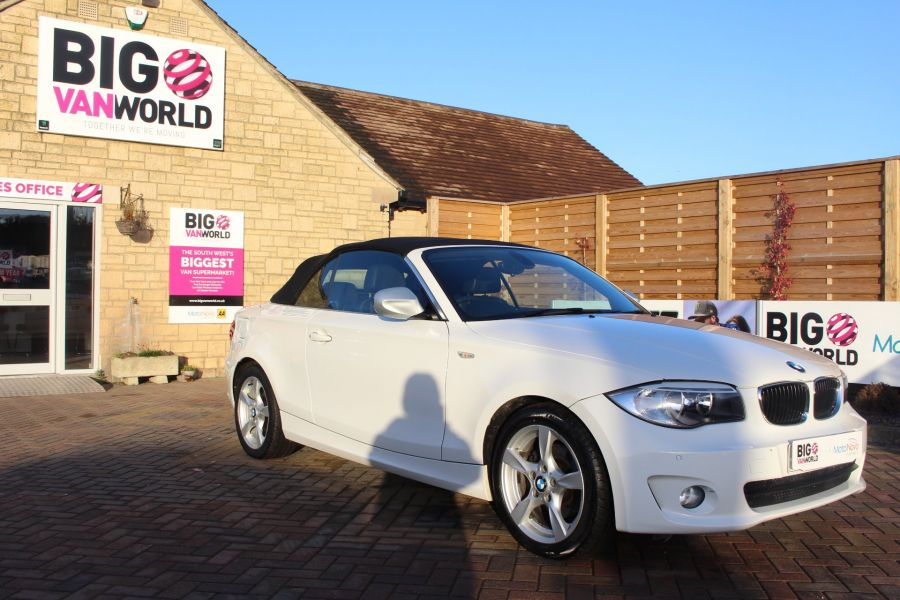 BMW 1 SERIES 120D EXCLUSIVE EDITION - 5886 - 3