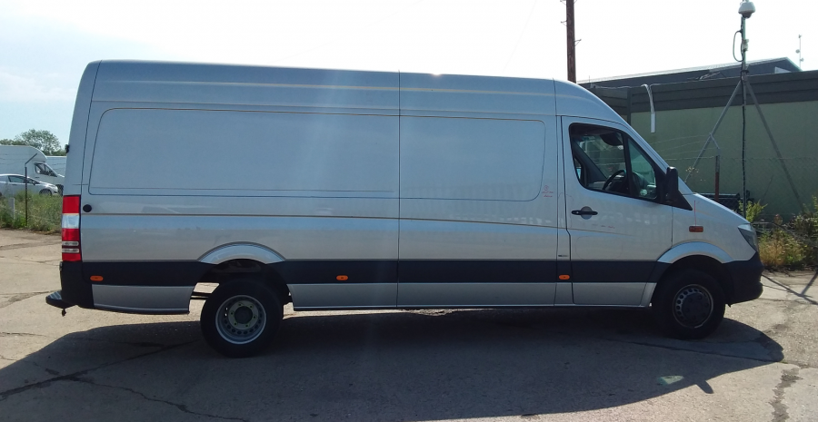 MERCEDES SPRINTER 514 CDI 140 BLUEEFFICIENCY LWB HIGH ROOF DRW - 11061 - 3