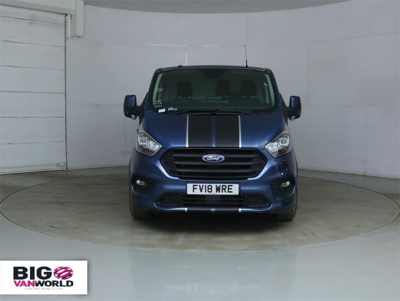 FORD TRANSIT CUSTOM 290 TDCI 170 L1 H1 SPORT SWB LOW ROOF FWD - 8961 - 6