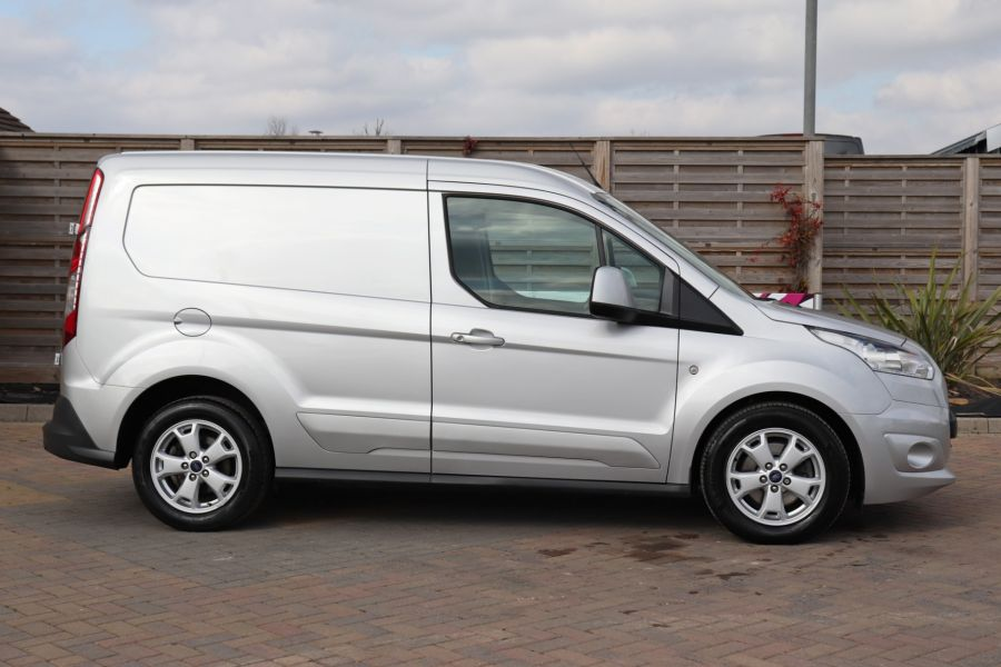 FORD TRANSIT CONNECT 200 TDCI 120 L1H1 LIMITED SWB LOW ROOF  (13867) - 12253 - 7