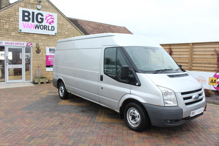 FORD TRANSIT 280 TDCI 110 LWB SEMI HIGH ROOF - 7121 - 2