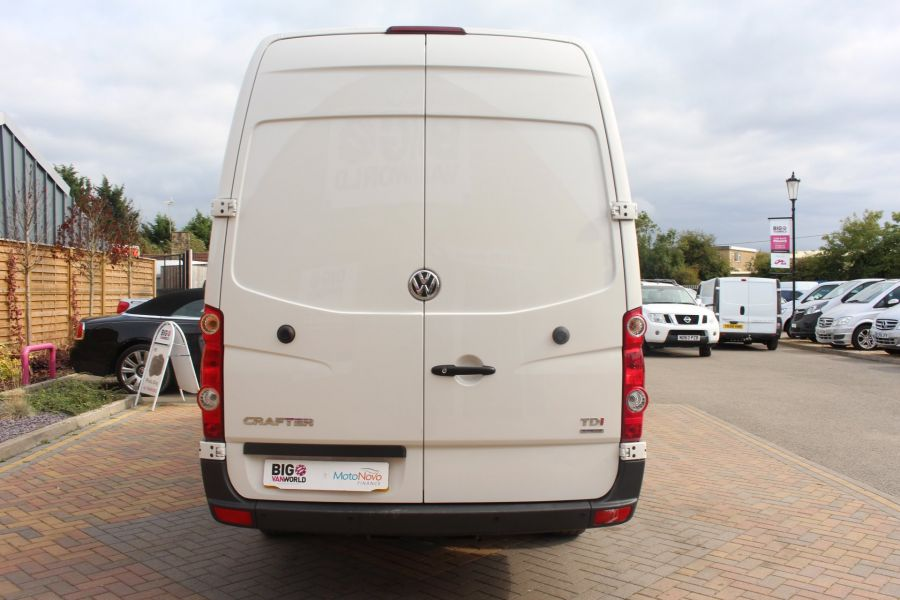 VOLKSWAGEN CRAFTER CR35 TDI 140 BMT LWB HIGH ROOF - 6739 - 6