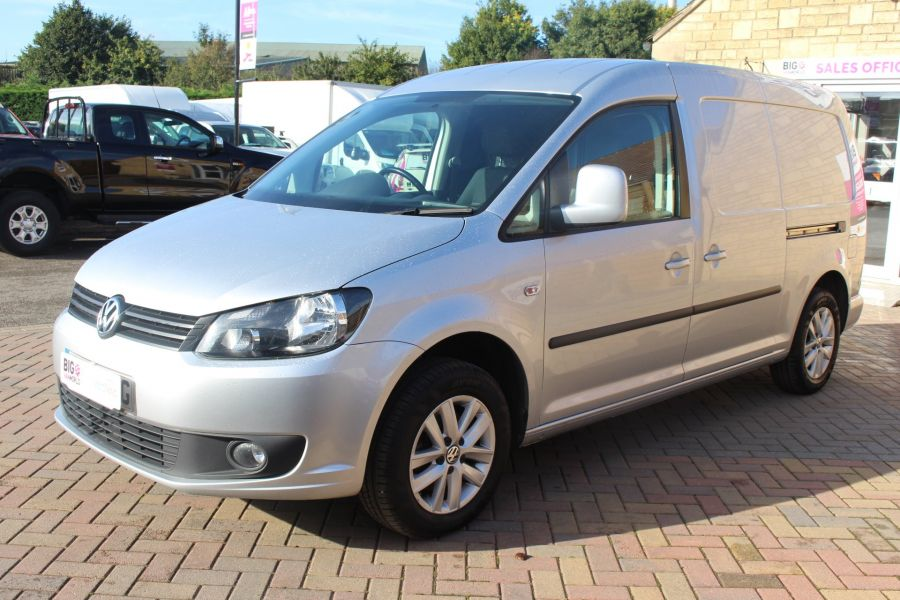 VOLKSWAGEN CADDY MAXI C20 TDI 102 HIGHLINE DSG - 6738 - 8