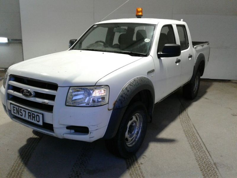 FORD RANGER TDCI 141 4X4 DOUBLE CAB - 10057 - 1