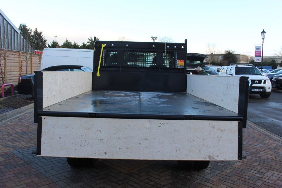 FORD TRANSIT 350 TDCI 100 MWB 'ONE STOP' ALLOY TIPPER DRW RWD - 6726 - 26