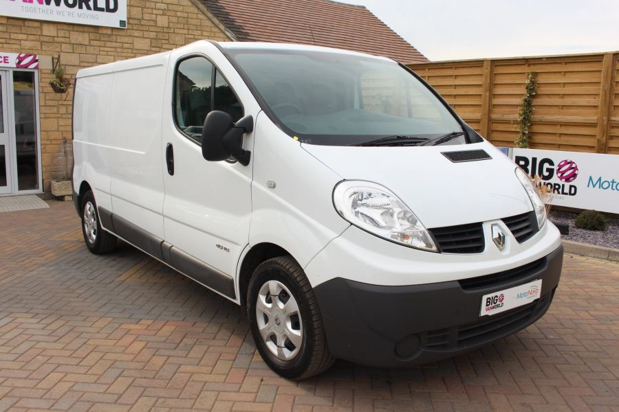RENAULT TRAFIC LL29 DCI 115 L2 H1 LWB LOW ROOF - 6349 - 3