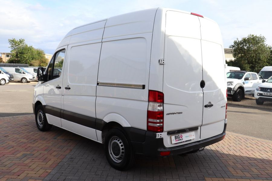 MERCEDES SPRINTER 313 CDI 129 SWB HIGH ROOF - 10968 - 8
