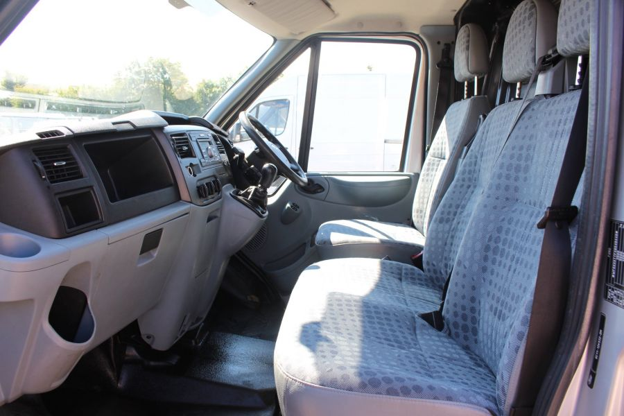 FORD TRANSIT 350 TDCI 100 MWB HIGH ROOF RWD - 6671 - 16