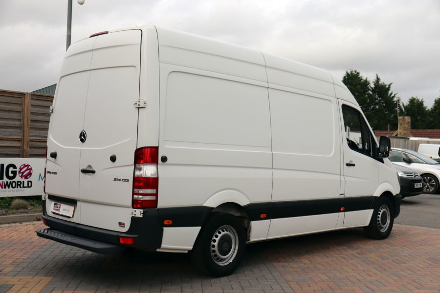 MERCEDES SPRINTER 314 CDI 140 MWB HIGH ROOF FRIDGE/FREEZER VAN - 11283 - 6