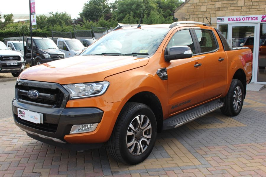 FORD RANGER WILDTRAK TDCI 200 4X4 DOUBLE CAB - 9461 - 9
