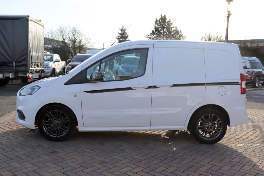FORD TRANSIT COURIER 1.5 TDCI 100 SPORT - 11601 - 11