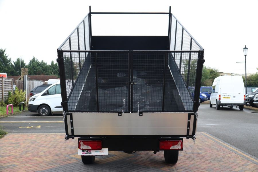 MERCEDES SPRINTER 313 CDI 129 MWB SINGLE CAB NEW BUILD ALLOY CAGED TIPPER - 9685 - 16