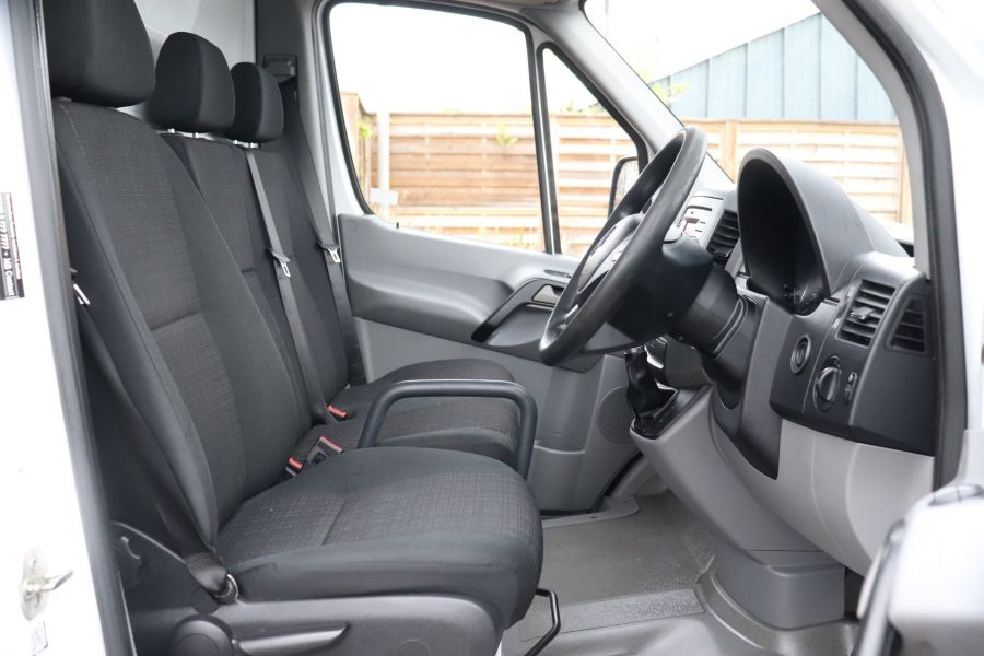 MERCEDES SPRINTER 313 CDI 129 MWB SINGLE CAB NEW BUILD CAGED TIPPER  - 10825 - 22