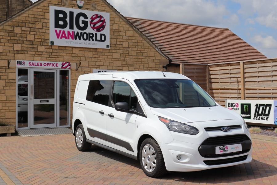 FORD TRANSIT CONNECT 240 TDCI 120 L2H1 TREND POWERSHIFT LWB LOW ROOF - 9769 - 2