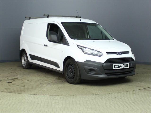 FORD TRANSIT CONNECT 210 TDCI 95 L2 H1 LWB LOW ROOF  - 6591 - 1