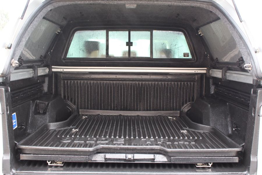 FORD RANGER WILDTRAK 4X4 TDCI 197 DOUBLE CAB WITH TRUCKMAN TOP - 7516 - 26
