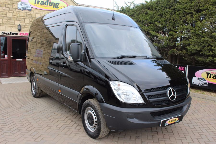 MERCEDES SPRINTER 313 CDI MWB HIGH ROOF - 6264 - 1