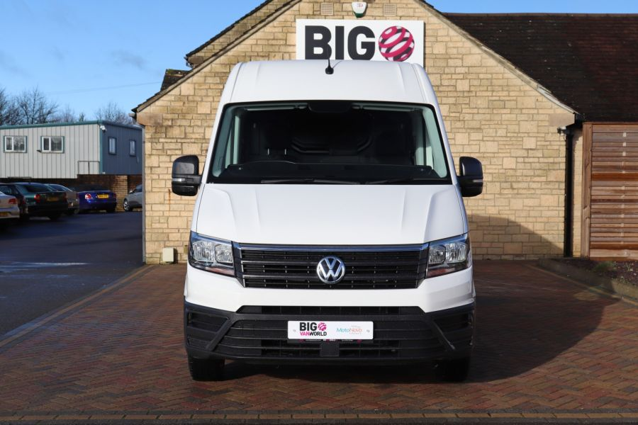 VOLKSWAGEN CRAFTER CR35 TDI 140 STARTLINE LWB HIGH ROOF  (14029) - 12247 - 11