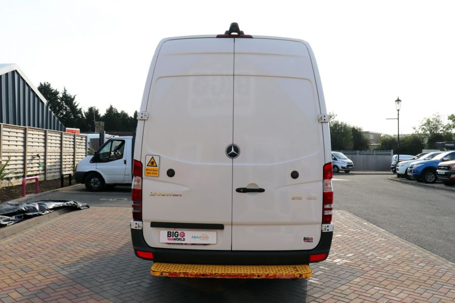 MERCEDES SPRINTER 513 CDI 129 LWB HIGH ROOF DRW - 11177 - 10