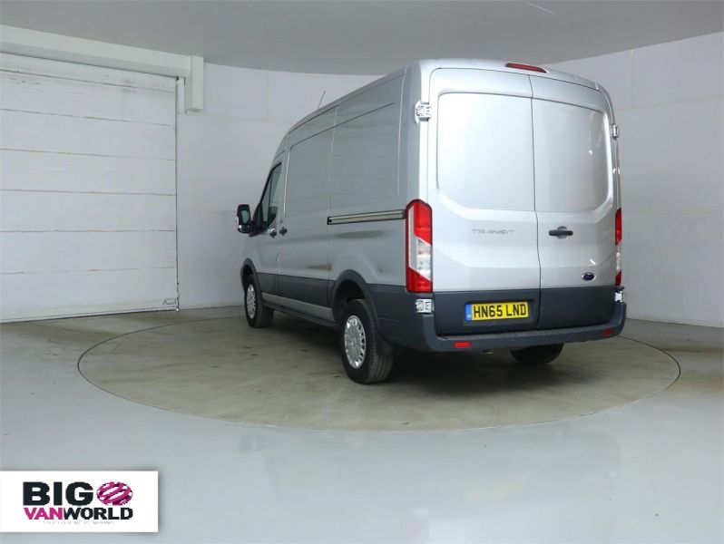 FORD TRANSIT 350 TDCI 125 L2 H2 TREND MWB MEDIUM ROOF - 8650 - 4