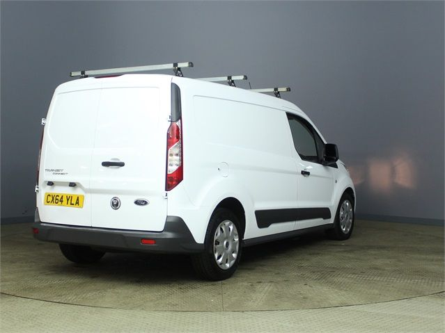 FORD TRANSIT CONNECT 210 TDCI 95 L2 H1 TREND SWB LOW ROOF - 6941 - 2