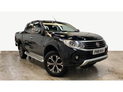 Used FIAT FULLBACK in Used Vans Swindon for sale