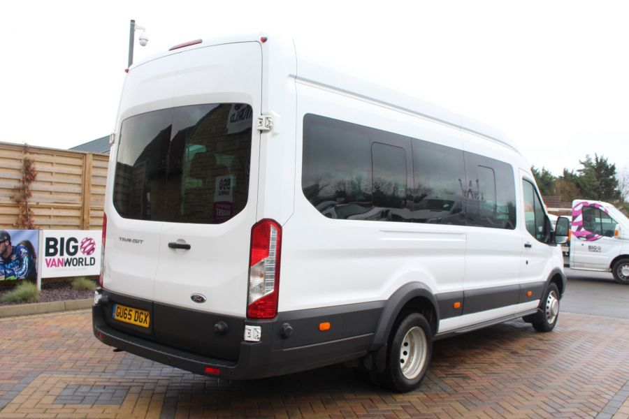 FORD TRANSIT 460 TDCI 125 TREND L4 H3 HIGH ROOF 17 SEAT BUS - 8551 - 5