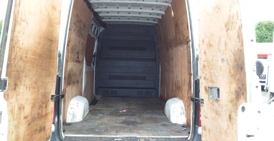 MERCEDES SPRINTER 314 CDI 140 MWB HIGH ROOF - 10876 - 15