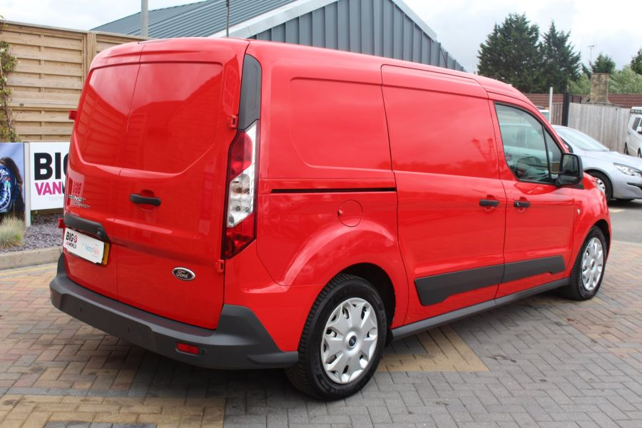 FORD TRANSIT CONNECT 210 TDCI 95 L2 H1 TREND LWB LOW ROOF - 8060 - 5
