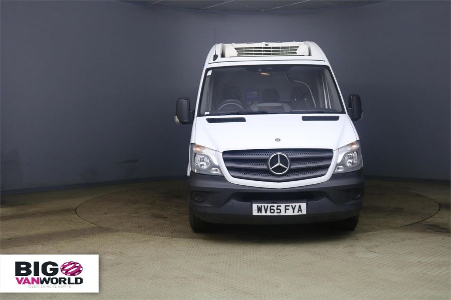 MERCEDES SPRINTER 313 CDI 129 MWB HIGH ROOF FRIDGE / FREEZER WITH OVERNNIGHT - 10181 - 6