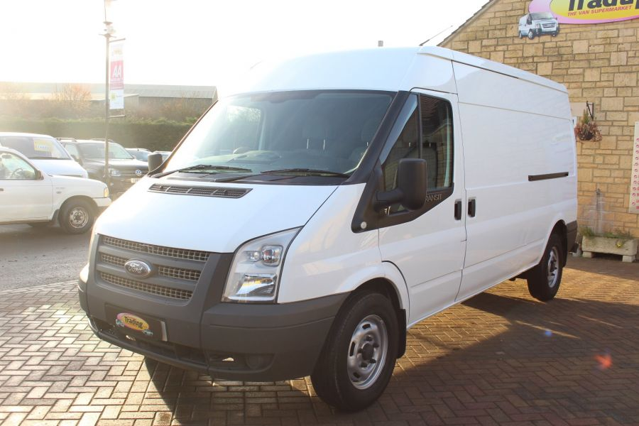 FORD TRANSIT 350 TDCI LWB MEDIUM ROOF FWD - 5090 - 5