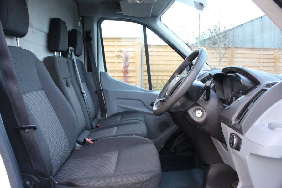 FORD TRANSIT 350 TDCI 125 L3 H3 LWB HIGH ROOF FWD - 6999 - 11
