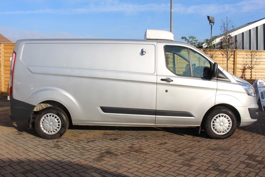 FORD TRANSIT CUSTOM 290 TDCI 100 L2 H1 TREND LWB LOW ROOF FRIDGE WITH OVERNIGHT - 6896 - 4