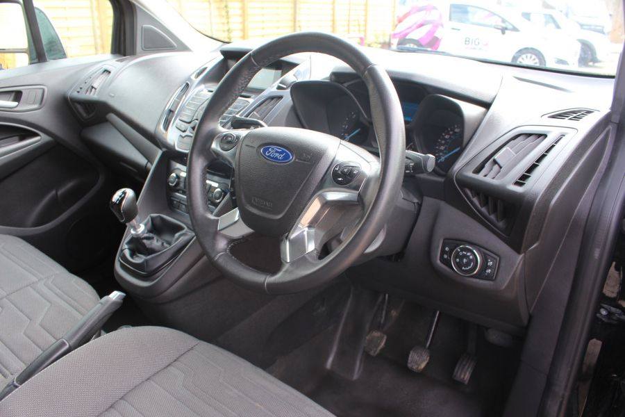 FORD TRANSIT CONNECT 240 TDCI 115 LIMITED L2 H1 LWB - 6024 - 10