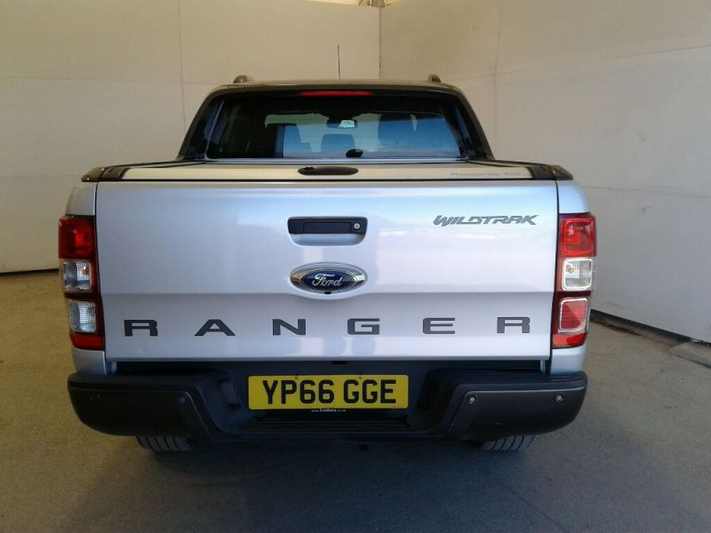 FORD RANGER WILDTRAK TDCI 200 4X4 DOUBLE CAB WITH ROLL'N'LOCK TOP  - 9989 - 4