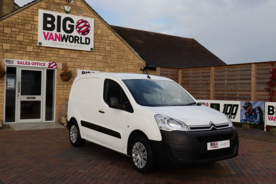 CITROEN BERLINGO 625 BLUEHDI 75 L1H1 ENTERPRISE SWB LOW ROOF - 10110 - 2