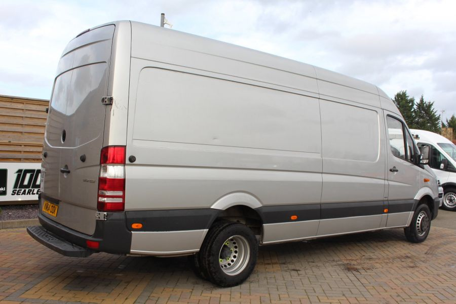 MERCEDES SPRINTER 513 CDI 129 LWB HIGH ROOF DRW - 8898 - 5