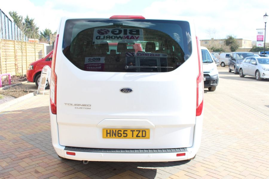 FORD TOURNEO CUSTOM 300 TDCI 125 L2 H1 LIMITED 9 SEAT MINIBUS SWB LOW ROOF FWD - 7215 - 6