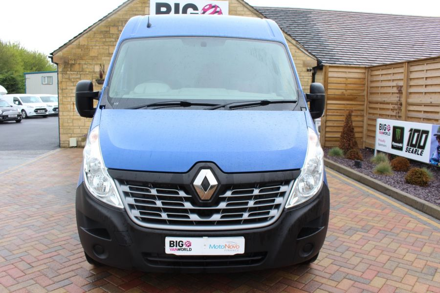 RENAULT MASTER LM35 DCI 135 BUSINESS PLUS ENERGY LWB MEDIUM ROOF FWD - 7655 - 9