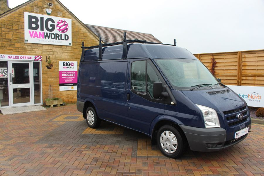 FORD TRANSIT 260 TDCI 80 SWB MEDIUM ROOF - 6950 - 2
